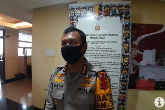 Libur Imlek, Polisi batasi kunjungan di sejumlah lokasi di Kota Padang