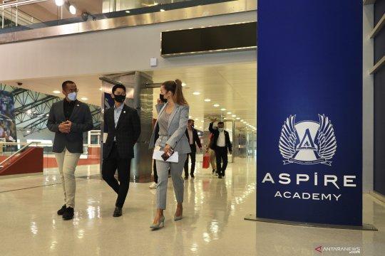 Kunjungi Qatar, KOI terinspirasi dengan Aspire Academy