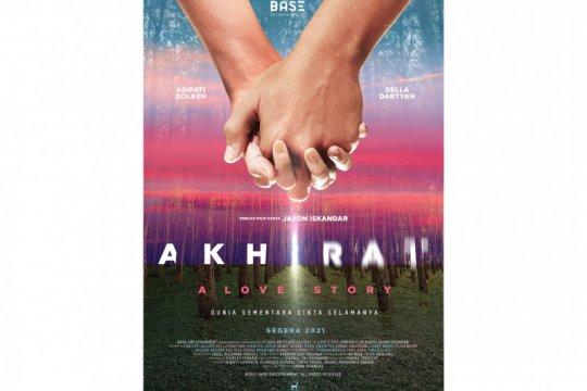 "Film ""Akhirat: A Love Story"" rilis poster"