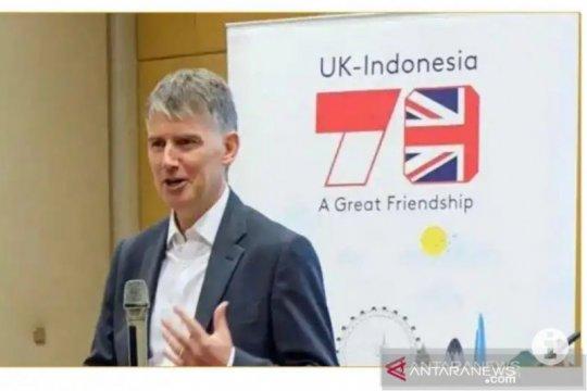 Kedubes Inggris ajak anak muda Indonesia berikan janji perubahan iklim