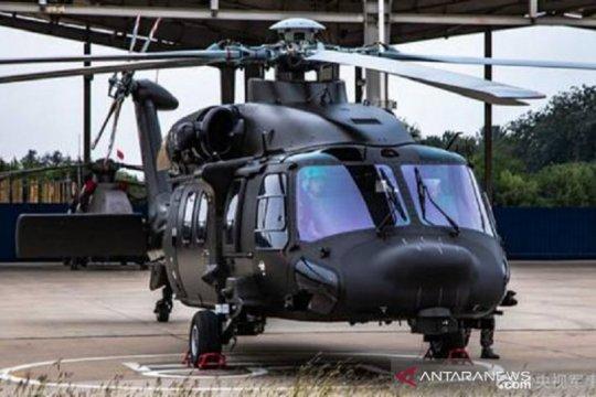 Xinjiang kerahkan helikopter militer terbaru di tengah isu minor