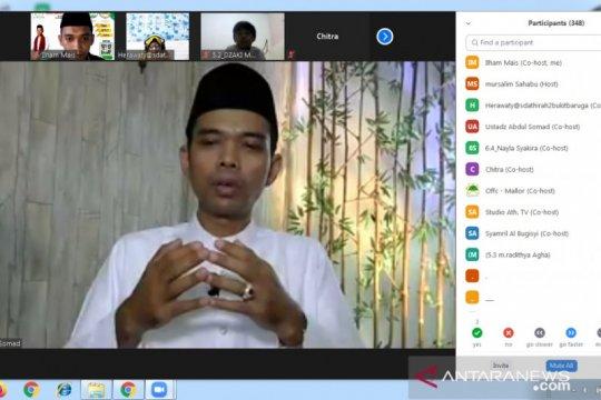 UAS hadiri peringatan Isra' Mikraj SD Islam Athirah Makassar