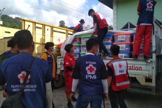 PMI open donasi untuk korban gempa Sulbar