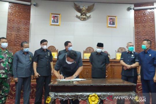 DPRD umumkan pemberhentian Gubernur dan Wagub Bengkulu 2016-2021