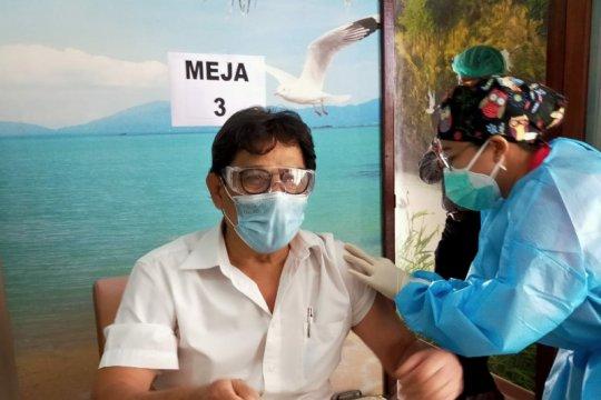 Bali sasar 395 nakes usia lebih dari 60 tahun terima vaksin COVID-19