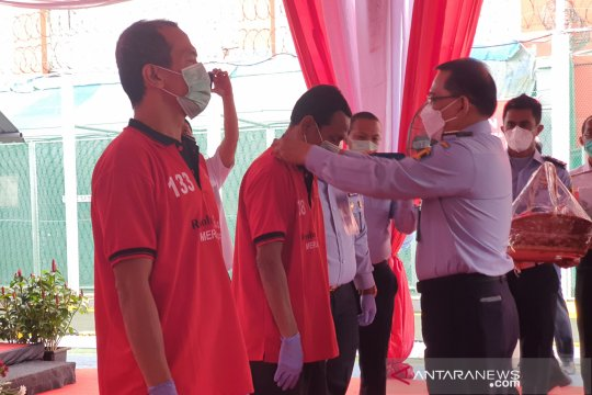 Rutan Salemba miliki ruang khusus rehabilitasi medis