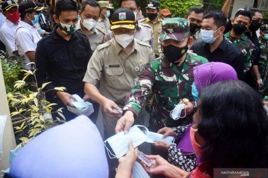 "DKI gencarkan ""Jakarta Bermasker"""
