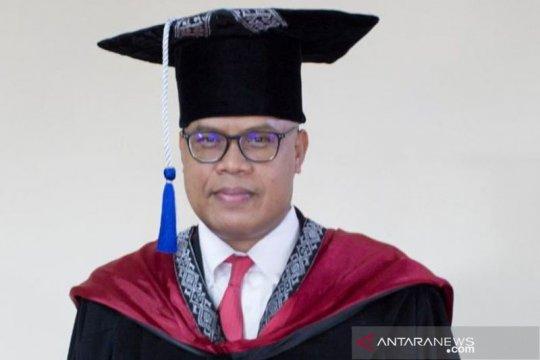 Prof Wayan Adnyana terpilih sebagai Rektor ISI Denpasar 2021-2025