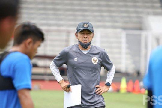 Ketum PSSI akui Shin Tae-yong kesal saat laga uji coba timnas batal