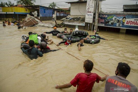 372 bencana alam terjadi di wilayah Indonesia sejak awal 2021