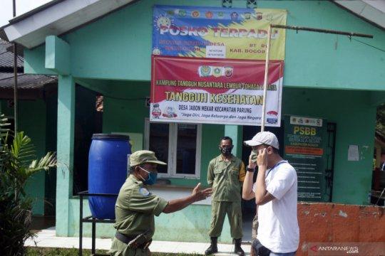 Instruksi Mendagri tentang Posko Penanganan COVID-19 di tingkat desa