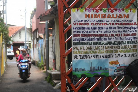 PPKM Mikro di DKI Jakarta siap diperpanjang