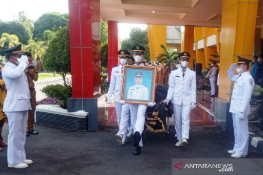 Kondisi enam pejabat Agam korban kecelakaan tunggal sudah membaik