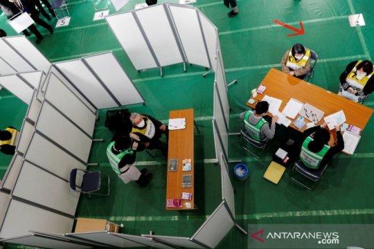 Jepang temukan lebih dari 90 kasus varian baru COVID-19