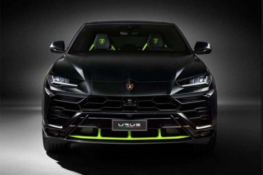 Lamborghini Urus cetak rekor produksi 15.000 unit