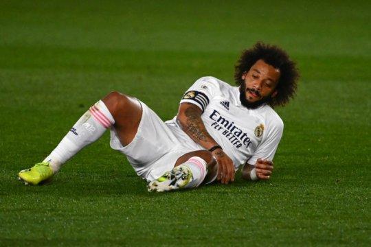 Marcelo perparah krisis cedera bek Real Madrid