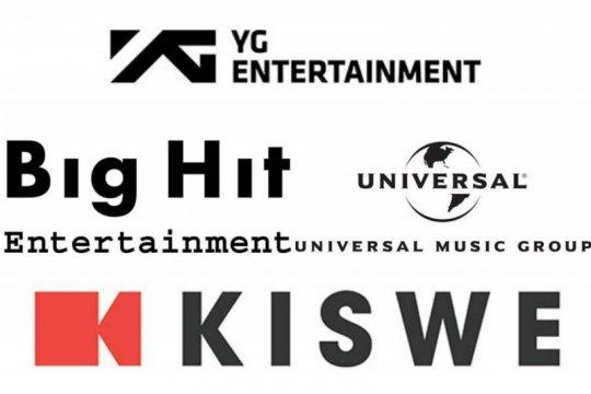 Big Hit hingga YG Entertainment bergabung luncurkan VenewLive