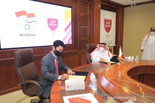 KOI dan NOC Qatar kerja sama tingkatkan prestasi olahraga