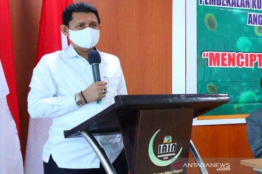 Rektor IAIN Palu : Vaksinasi bangun optimisme bebas dari COVID-19