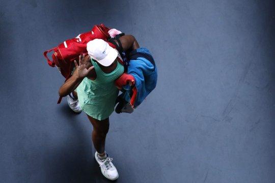 Cedera kaki pengaruhi kekalahan Venus pada babak kedua