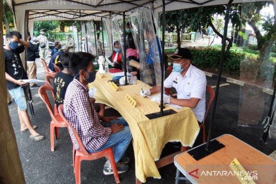 100 pelanggar prokes terjaring operasi di Bekasi Timur