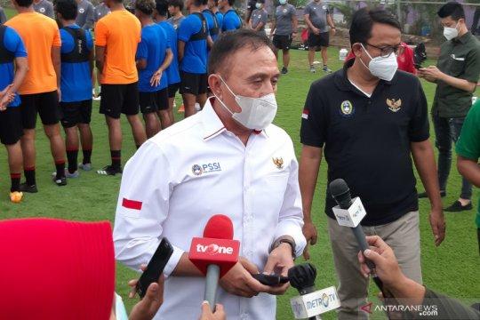 PSSI sebut fisik pemain timnas SEA Games anjlok ke titik nol