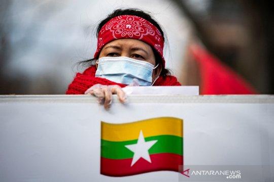 Penyidik HAM PBB serukan penjatuhan sanksi bagi Myanmar