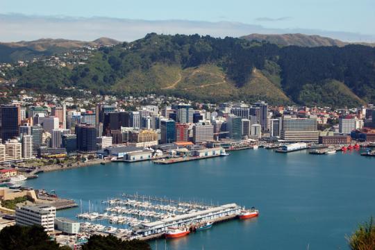 """Selandia Baru kembali """"lockdown"""" Auckland 7 hari usai satu kasus COVID"""
