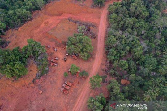 Aktivis lingkungan desak perusahaan reklamasi lahan pascatambang