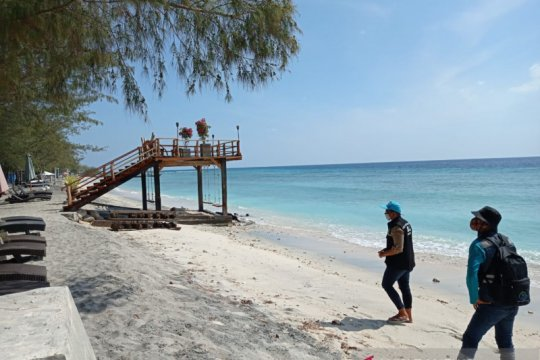 Disbudpar Lombok Utara siapkan paket wisata menyelam di tiga gili
