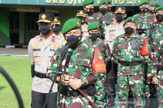 Mayjen TNI Dudung Abdurachman jabat Pangkostrad