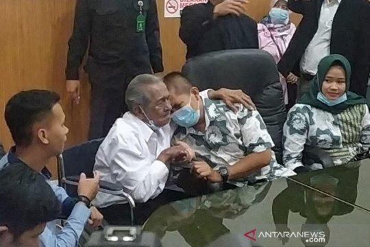 Anak gugat ayah Rp3 miliar ke PN Bandung berakhir damai