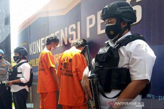 Polresta Cirebon tangkap tiga pelaku pemerkosaan anak di bawah umur