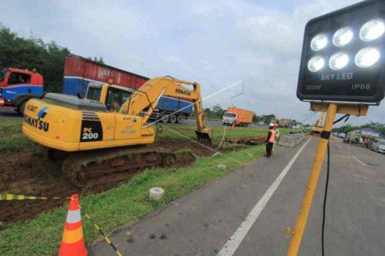 Mulai Kamis lawan arah di Tol Cipali KM 122 diperpendek
