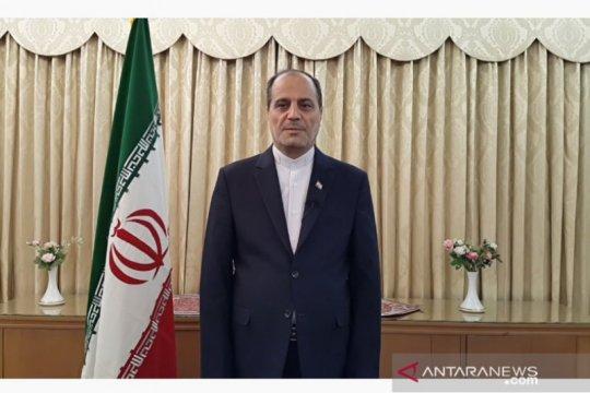 Hari Nasional ke-42, Iran harap relasi dengan RI tumbuh pada Abad Asia