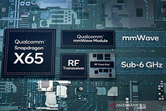 Qualcomm umumkan Snapdragon X65, modem 5G 10 gigabit