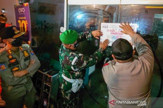 Satgas PPKM Kota Bogor jaring 12 pelanggar