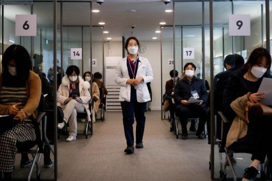 Korea Selatan mulai program vaksinasi COVID di 200-an rumah jompo