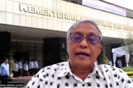 Kemendikbud: SKB 3 Menteri terkait seragam hanya untuk sekolah negeri