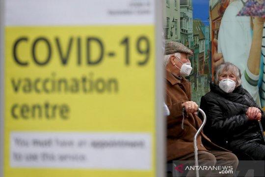 PM Inggris: Vaksinasi COVID-19 akan diberikan rutin seperti vaksin flu