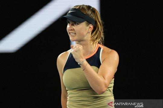 Australia Open: Elina Svitolina melaju ke putaran ketiga setelah kalahkan Cori Gauff