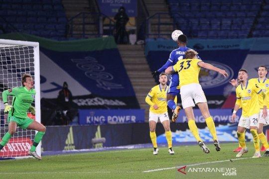 Gol dramatis Iheanacho bawa Leicester lolos ke perempat final Piala FA