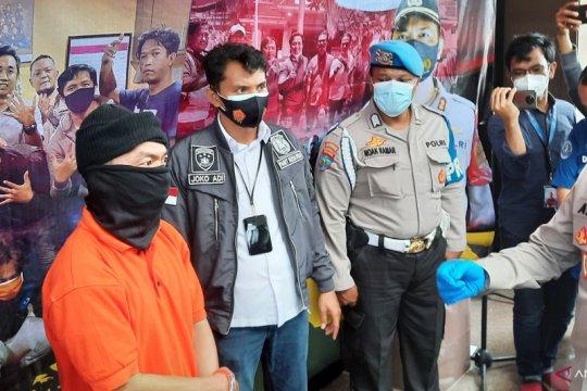 Penusuk Plt Kadisparekraf DKI jadi tersangka