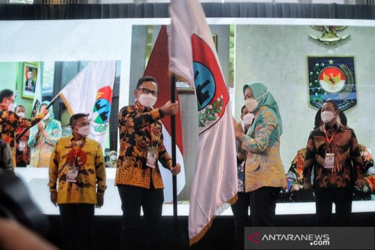 Wali Kota Bogor terpilih sebagai Ketua APEKSI
