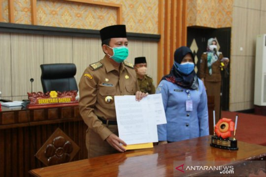 Mendagri tunjuk Sekda Hamka Sabri jadi Plh Gubernur Bengkulu