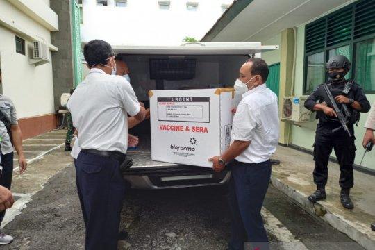 Gugus Tugas COVID-19 Kulon Progo segera vaksin nakes di atas 60 tahun