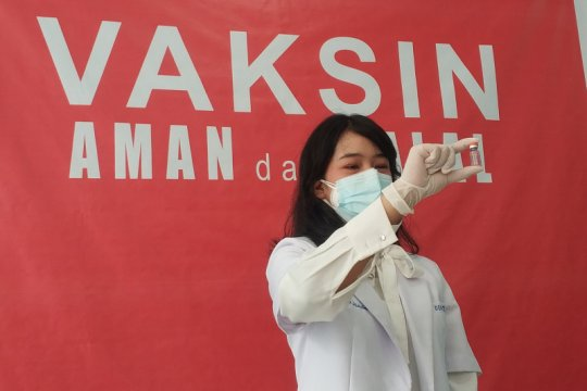 Dinkes Sulsel: 914 nakes telah disuntik vaksin dosis II