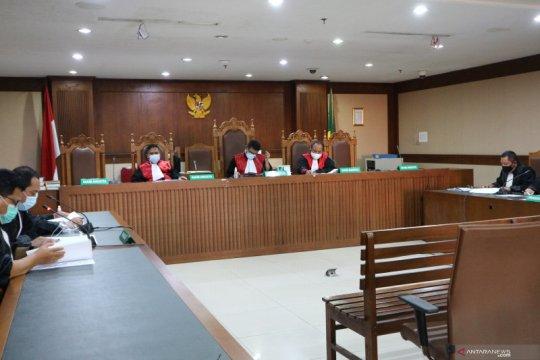 Edhy Prabowo disebut buat perusahaan kargo untuk ekspor benih lobster