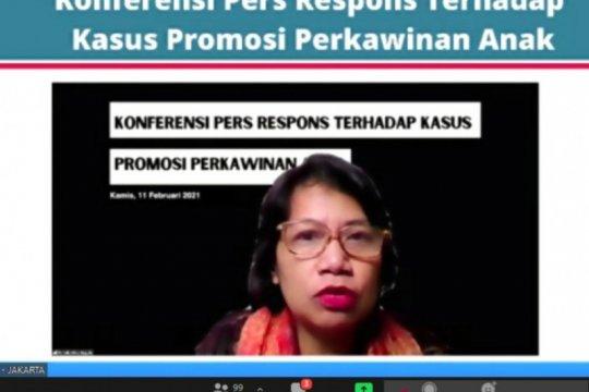 Aktivis: Promosi perkawinan anak oleh Aisha Wedding harus ditindak
