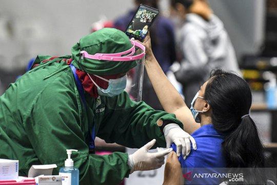 Wagub DKI: Menolak vaksin bisa kena sanksi dua kali